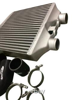 New Large Upgraded Alloy Front Mount Intercooler Kit For Vw Polo Seat Ibiza
