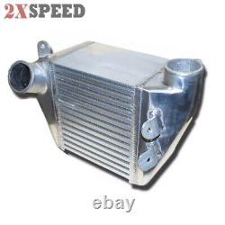 New Side Mount Turbo Upgrade Intercooler For 1999-2004 VW Golf/VW Jetta MK4 1.8T