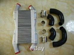 Nissan GT-R GTR R35 Front Mount Intercooler VR38DETT WithHoses & Clamps 1000BHP