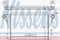 Nissens 96420 Intercooler fit AUDI A3 2.0 TFSI 03