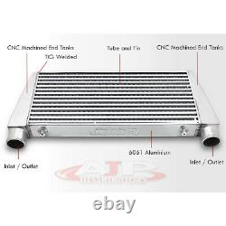 Performance Turbo Front Mount Intercooler 29x11x2.5 Tube And Fin Style FMIC