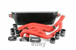 Perrin Front Mount Intercooler FMIC with Boost Pipings for 02-07 WRX & STi (Black)