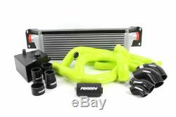 Perrin Front Mount Intercooler FMIC with Boost Pipings for 15-20 STi (Silver)