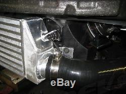 REV9 06-09 VW Volkswagen GTI MK5 2.0T Turbo Bolt-On Front Mount Intercooler Kit