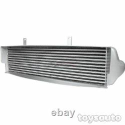 REV9 FMIC Front Mount Intercooler Silver for Ford Focus ST 2.0 Turbo 13-18 400hp