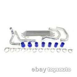 Rev9 Aluminum FMIC Front Mount Intercooler for Golf GTi Jetta IV MK4 1.8T Turbo