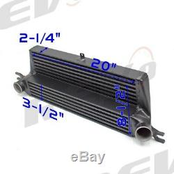 Rev9 Fit Mini Cooper S Countryman 10-16 Front Mount Bolt On Intercooler Upgrade