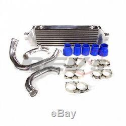 Rev9 Fmic Front Mount Intercooler Kit Fit A4 B5 98-01 1.8t Turbo 350hp