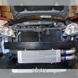 Rev9 For 03-07 Toyota Corolla Bolt On Fmic Turbo Front Mount Intercooler Kit