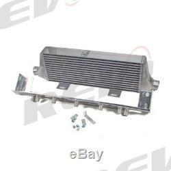 Rev9 Front Mount Intercooler Kit Bar & Plate Fit 02-07 Wrx Sti Ej20 Ej25 Gdb Gda