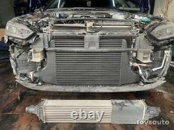 Rev9 Front Mount Intercooler Upgrade for A4 B9 Allroad A5 2.0T S4 S5 3.0T 17-19