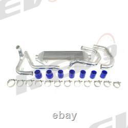 Rev9 Turbo Front Mount Intercooler Kit For 98-05 Vw Golf Gti Jetta 1.8t Mk4 Mk5