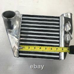 Side Mount Turbo Upgrade Intercooler for 1999-2004 VW Golf/VW Jetta MK4 1.8T