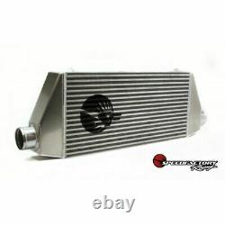 SpeedFactory Side In/Out Universal Front Mount Intercooler 3.5 Core 1000hp