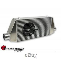 SpeedFactory Standard Side Inlet/Outlet Universal Front Mount Intercooler 3