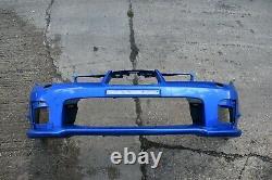 Subaru Impreza Hawkeye Wagon Font Bumper Its Cut Out For Front Mount Intercooler