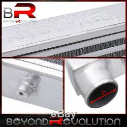 Top Mount Intercooler 23.5 X 11 X 2.75 Light Weight Racing Fmic Universal Jdm