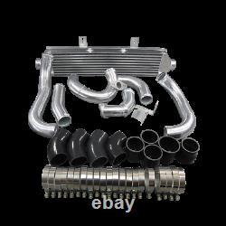 Turbo FMIC Front Mount Intercooler Kit For 05-09 10+ Subaru Legacy 2.5T