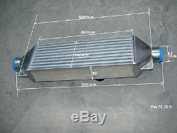 Turbo Fmic 3 Front Mount Intercooler Kit 1992-2000 CIVIC Eg Ek Integra