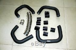 Turbo Front Mount Intercooler Piping Kit 1997-2001 Audi B5 S4 RS4