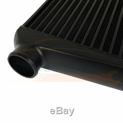 Turbo Intercooler Fmic Front Mount 30.75X12.75X3 Tube&Fin 3OD Black