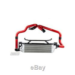 Turboxs Front Mount Intercooler Kit Fmic For 2015-2019 Subaru Wrx Sti 2.5l Turbo