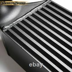 UK Fits For VW Polo 1.4 TSI (2010-2015) Front Aluminum Mount Intercooler