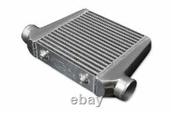 Universal Alloy Intercooler 280x300x76mm high-performance front mount FMIC