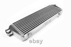 Universal Alloy Intercooler 550x180x65mm high-performance front mount FMIC