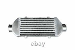 Universal Alloy Intercooler FMIC 300x155x65mm high-performance front mount