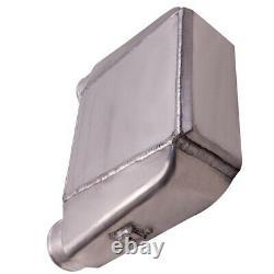 Universal Aluminum FMIC Front Mount Air to Water Intercooler 16 x11 x4.5