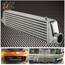 Universal Bar&Plate Front Mount Intercooler 55014064 FMIC 2.5 In/Outlet