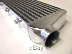 Universal Front Mount Intercooler (FMIC) 550x180x65 Core 57mm Inlet/Outlet 2.25