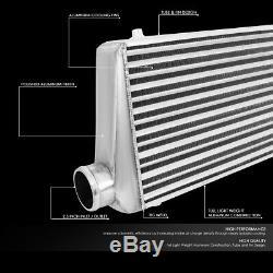 Universal Full Aluminum Fmic Turbo Front Mount Intercooler 31x13x3 Tube & Fin