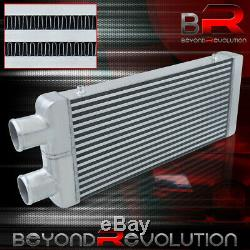 Universal JDM Front Mount FMIC Cooling Intercooler System Set 31.75x11.5x2.75