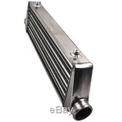 Universal T04E Turbo Kit. 63 A/R 44 Trim + 27x7x2.5 Intercooler + Piping