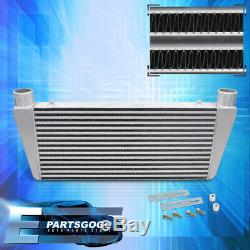 Universal Tube And Fin 29 x 11 x 2.5 Front Mount Engine Cooling Intercool