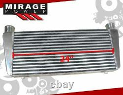 Universal Tube / Fin 29X11X2.5 Top Inlet/Exit Front Mount TMIC Intercooler