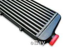Universal front mount Intercooler FMIC 550x180x65mm