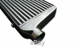 Universal front mount Intercooler FMIC 550x230x65mm