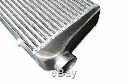 Universal front mount Intercooler FMIC 600x300x100mm