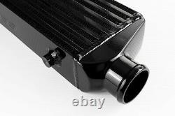 Universal high-performance Intercooler JRspec 550x140x65mm front mount FMIC