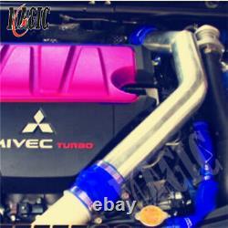 Upgrade Front Mount Intercooler Piping Kit Fits Mitsubishi Lancer EVO X 10 4B11