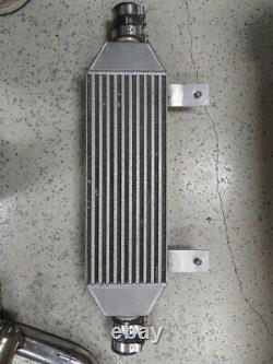 VW Corrado Jetta GTI VR6 Turbo ATP intercooler IC front mount HKS piping