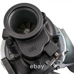 V-Band T04E Turbocharger + 27x7x2.5 Tube&Fin Intercooler + Turbo Piping Pipe Kit