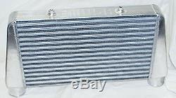 V Mount Intercooler 24X13X3 2.5O/I One Side for Accord Civic Nissan YCZ-036