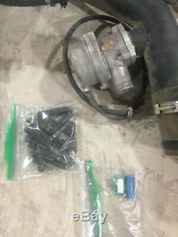 Vortech V1 Supercharger 96-98 Cobra Mustang Bracket Front Mount Intercooler Kit