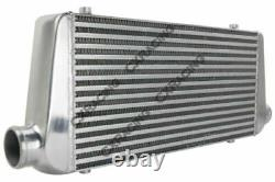 XS-Power 2.5 Inlet / Outlet Front Mount Intercooler 27x10x3 3 FMIC BAR PLATE