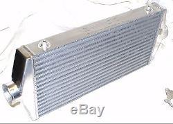 YCZ-045C 3 Center inlet & outlet Front Mount Intercooler Overszie 31 x 13 x 3